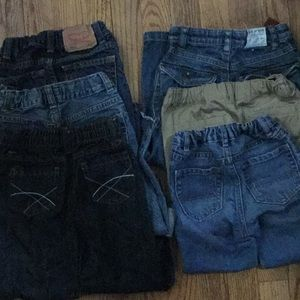 Other - Six pair little boy 4 and 4t pant
